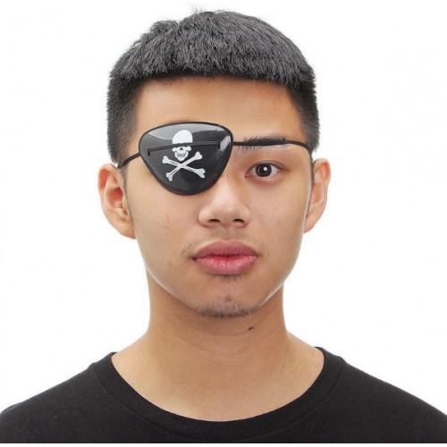 Škraboška pirátska